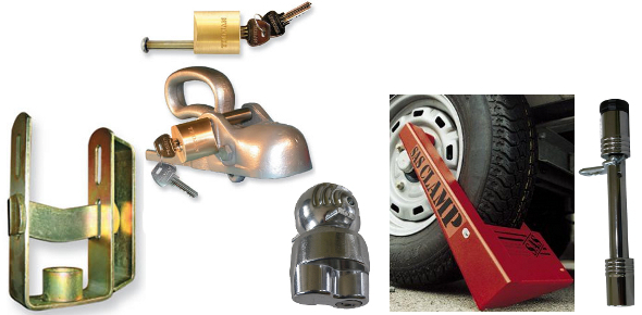 Door and Lock Display